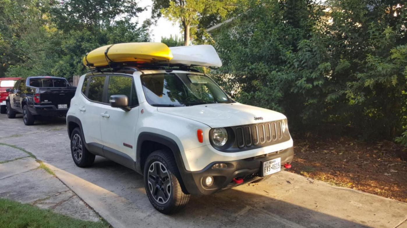 Jeep Renegade Roof Rack Size House Roof