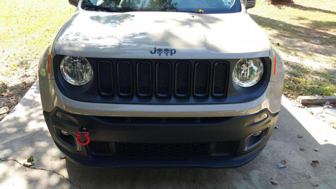 Thoughts On Grille Jeep Renegade Forum