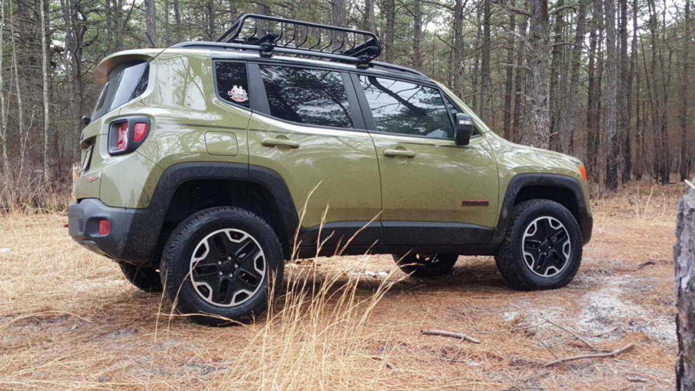 Lifted Jeep Renegade >> Daystar Renegade Lift Kit Page 7 Jeep Renegade Forum