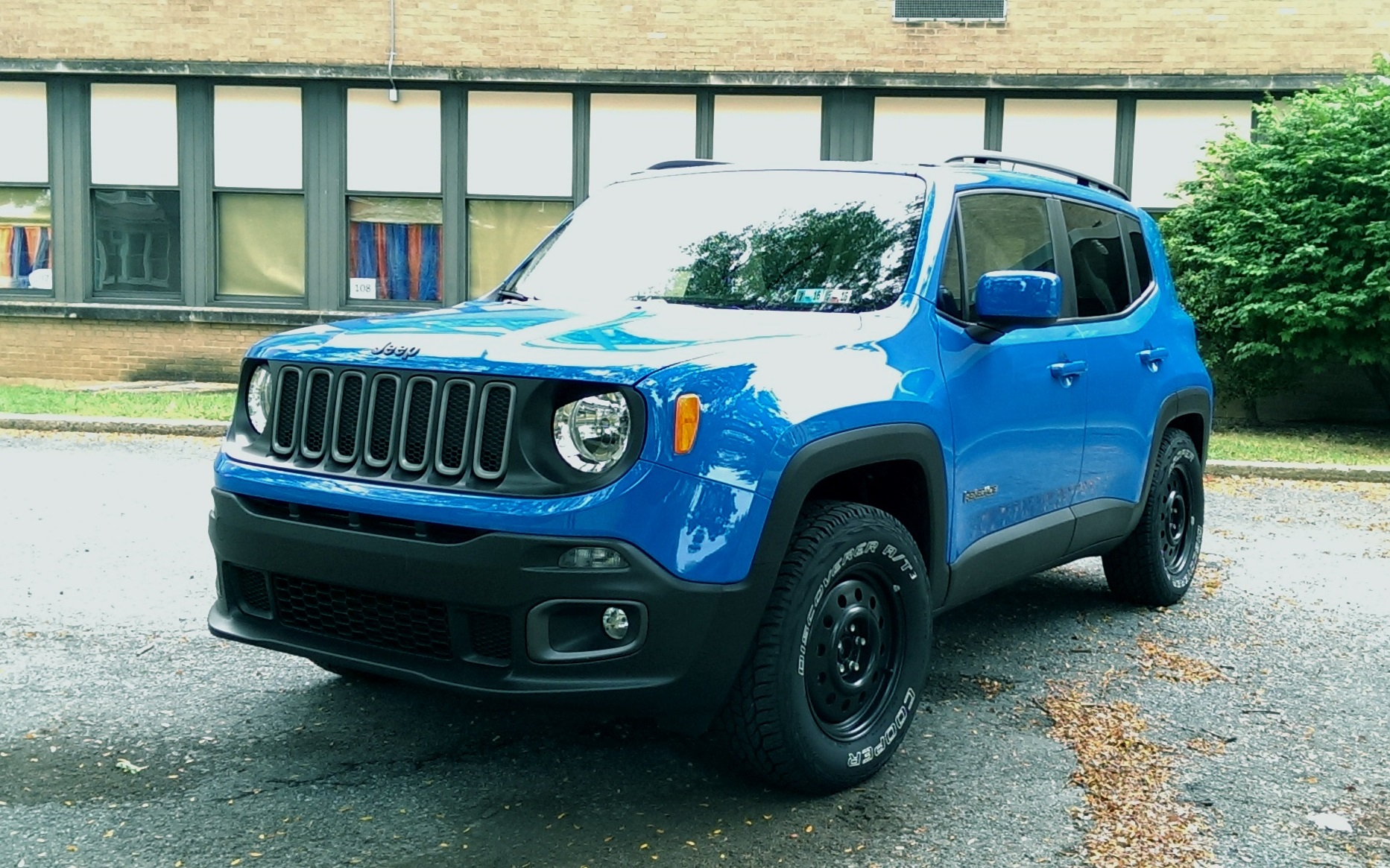 Jeep Renegade Trailhawk Lift >> Tire Sizes (Non TH Models) - Page 3 - Jeep Renegade Forum