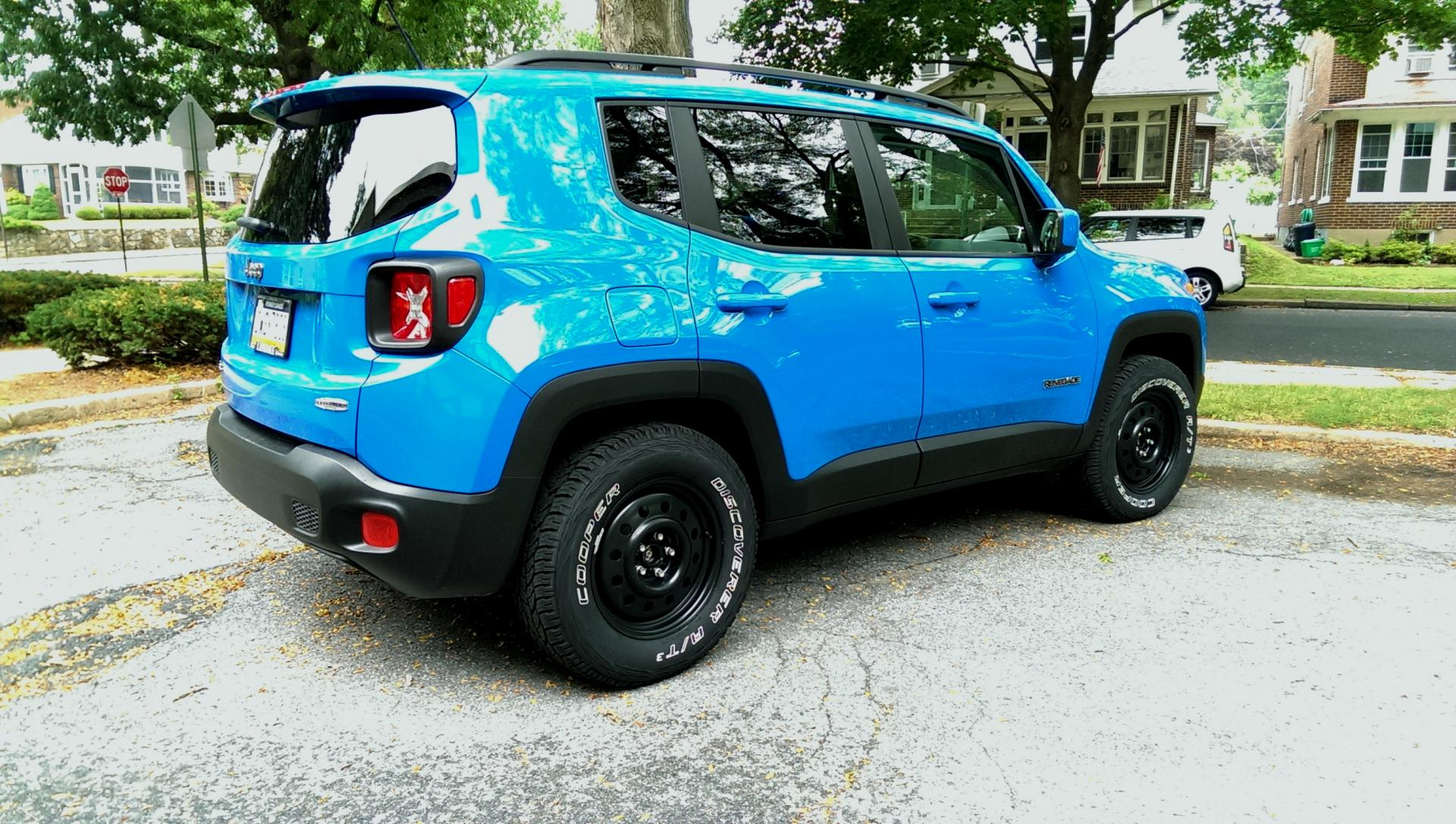 Tire Sizes (Non TH Models) - Page 3 - Jeep Renegade Forum