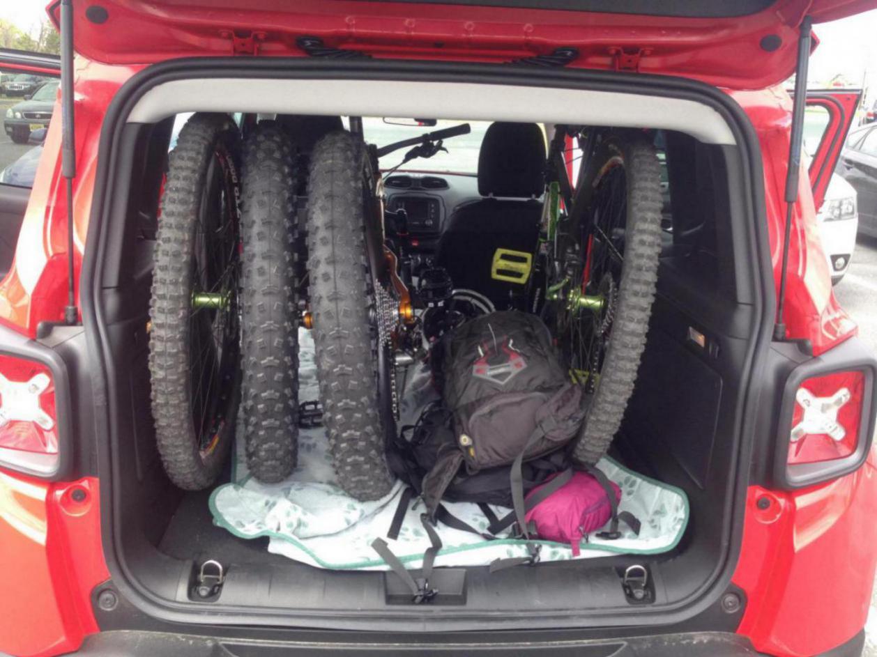All I Wanna Do Is Haul A Freakin Bike Page 2 Jeep Renegade Forum
