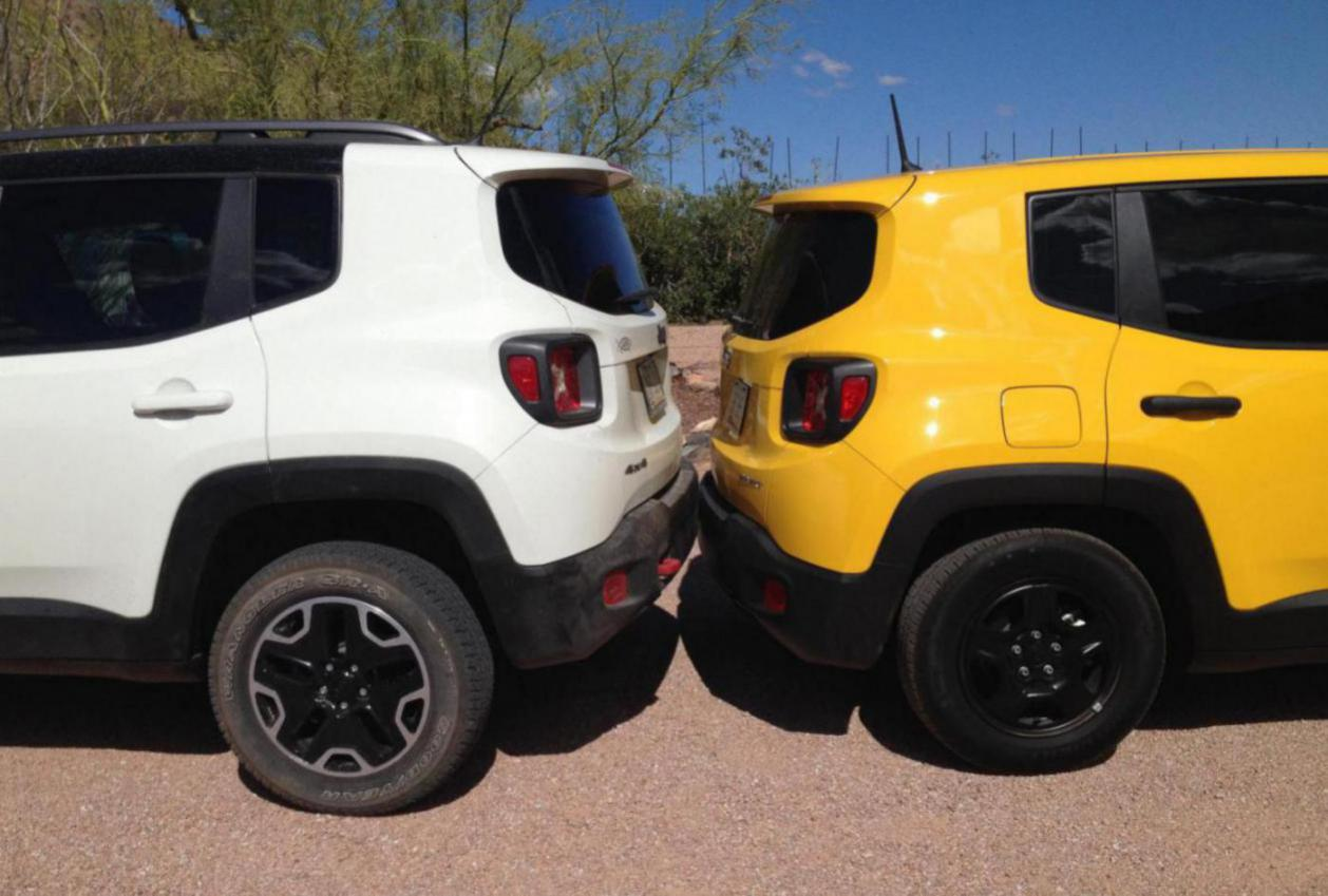g force lift kit - page 5 - jeep renegade forum