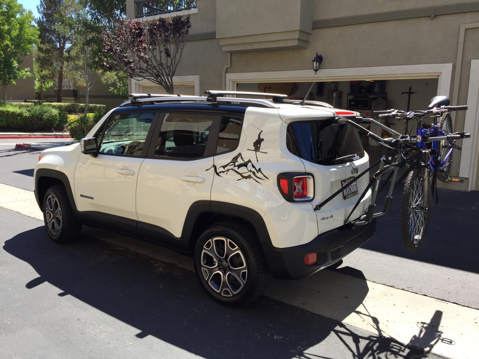 Suporte para bikes Attachment