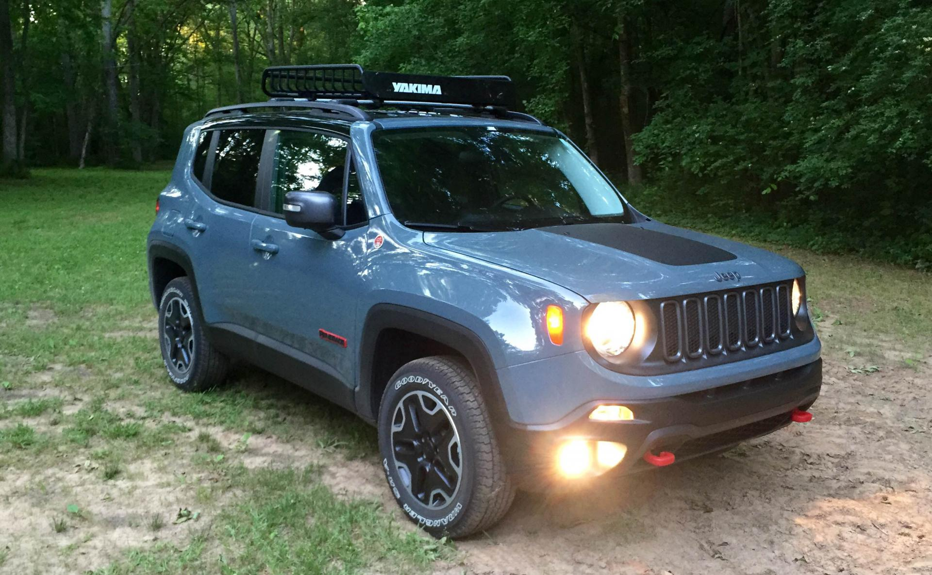Bike Rack For Jeep Renegade >> Jeep Renegade Roof Rack Basket - Best Roof 2018