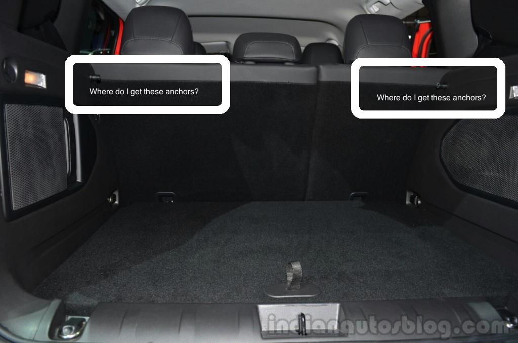 Cargo Cover Install Jeep Renegade Forum