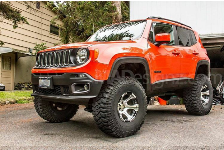 Jeep Renegade Tire Size >> Tire Sizes Non Th Models Page 5 Jeep Renegade Forum