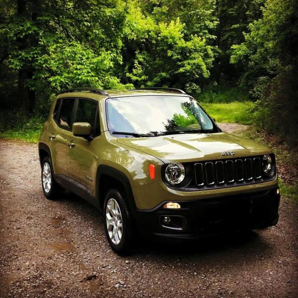 Showcase cover image for Broc_Savagewood's 2015 Jeep Renegade Latitude