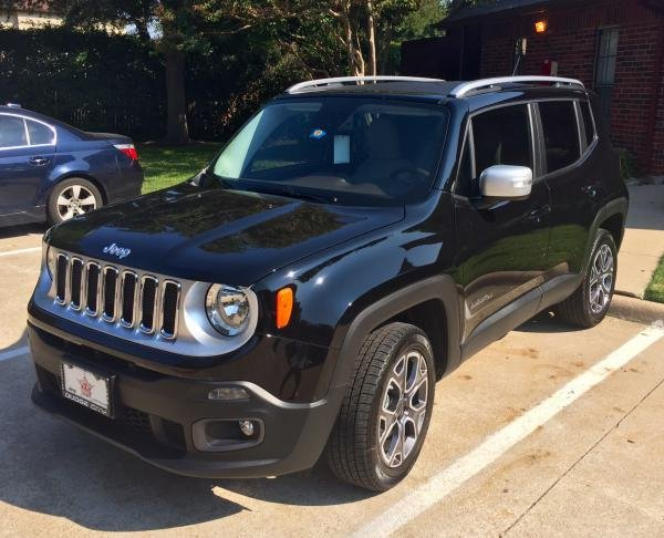 Showcase cover image for Carlos Moraes's 2015 Jeep Renegade