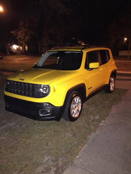 Showcase cover image for CPC's 2015 Jeep Renegade