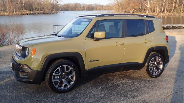 Showcase cover image for cvizzfish's 2015 Jeep Renegade