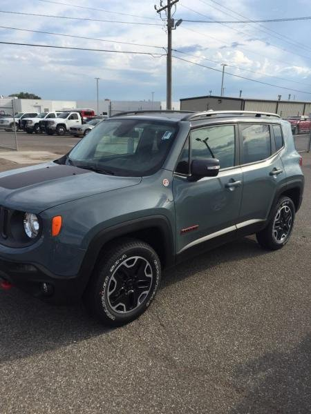 Showcase cover image for fuzzball's 2015 Jeep Renegade Trailhawk