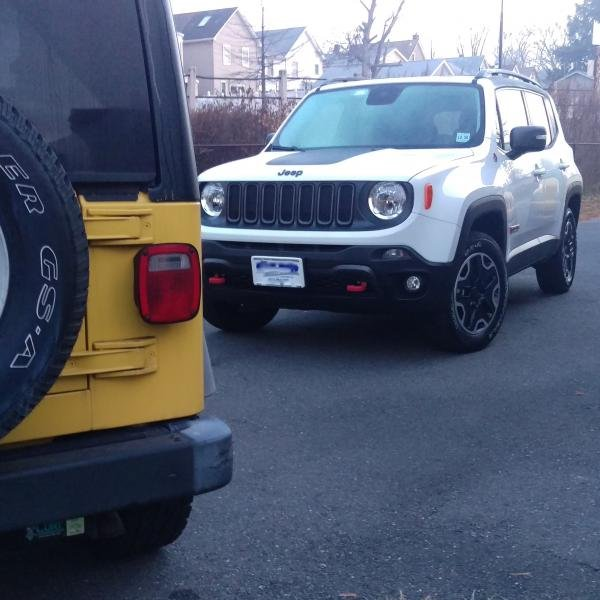 Showcase cover image for Possumlounge's 2015 Jeep Renegade Trailhawk