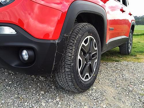 Yokohama Geolander A/T GO15 225/65r17 | Jeep Renegade Forum