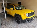 GBPackerFan's 2018 Jeep Renegade