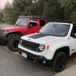 LaRock's 2018 Jeep Renegade Trailhawk