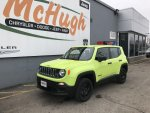 thestinger's 2018 Jeep Renegade
