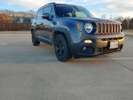 2017 Jeep Renegade 1.4L Turbo