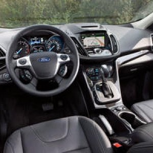 2013 Ford Escape Interior